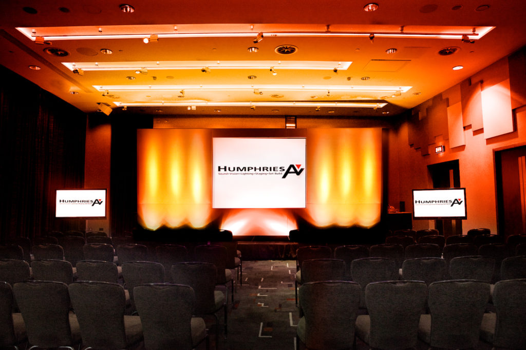 Conference Set Hire Humphries Av
